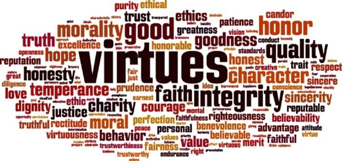 Arquivos Lista De Virtudes Revolução Interior